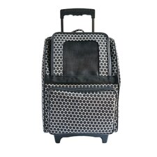 Rio Reverse Noir Dot Pet Carrier