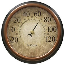 Round Dial Thermometer