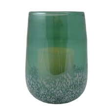 Pacific Accents Savoy Speckled Glass Votive