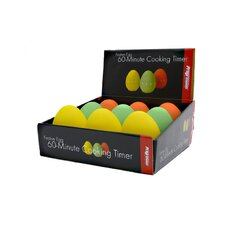 60 Minute Egg Cooking Timer Counter Display (Set of 81)