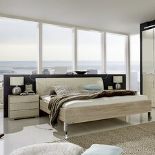 Anpassbares Schlafzimmer-Set Shanghai, 180 x 200 cm