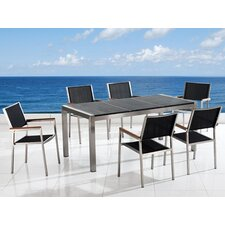 Grosseto 7 Piece Dining Set