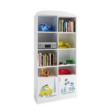 Cars Tall Children's 180cm Bookcase