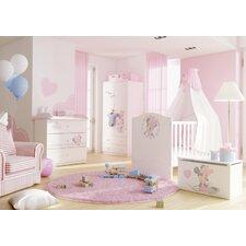 Schlafzimmer-Set Minnie Maus, 70 x 140 cm
