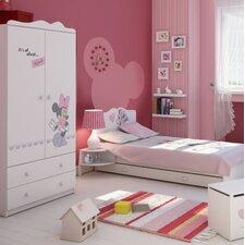 Schlafzimmer-Set Minnie Maus, 90 x 190 cm