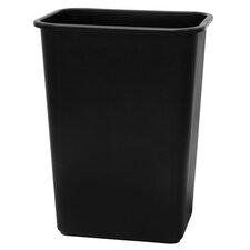 10.25-Gal Office Wastebasket