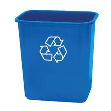 7 Gallon Recycling Wastebasket