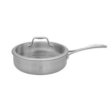 Spirit 3-ply Stainless Steel Saute Pan