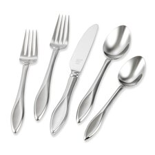 Royal Court 5-pc 18/10 Stainless Steel Flatware Setting