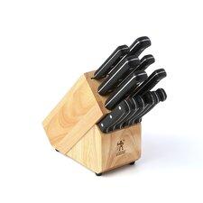 International Eversharp Pro 13 Piece Cutlery Block Set