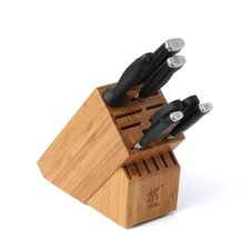 Twin Four Star II 7-pc Knife Block Set