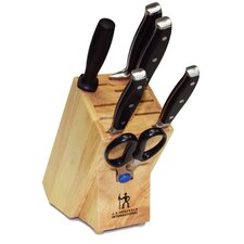 International Forged Premio 7 Piece Cutlery Block Set