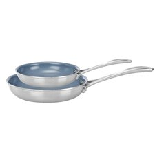 Spirit 2 Piece Nonstick Frying Pan Set
