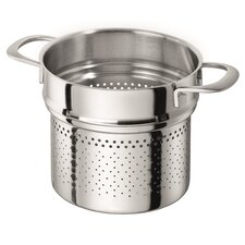 Sensation 5-ply 8-qt Stainless Steel Pasta Insert