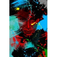 """""""Living Color"""" Graphic Art on Canvas"""