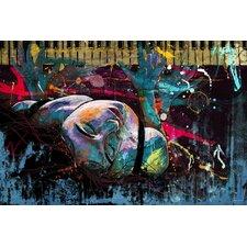 """Keys of Life"" Painting Print on Canvas"
