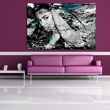 'In the Wind' Graphic Art on Wrapped Canvas