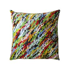 'Love Abundant' Throw Pillow