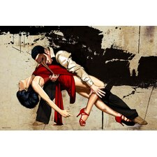 """""""The Dance"""" Graphic Art on Canvas"""
