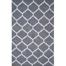 Natura Hand-Woven Grey Area Rug