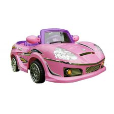 6V Battery Powered Sports Car with Big Battery Motor