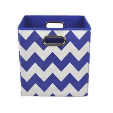 Chevron Toy Storage Bin