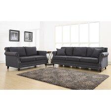 Camden 2 Piece Living Room Set