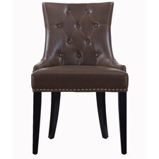Uptown Leather Side Chair (Set of 2)
