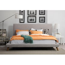 Nixon Upholstered Panel Bed