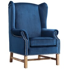 Nora Velvet Arm Chair