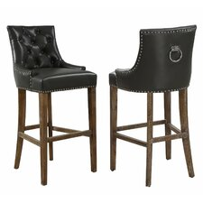 "Uptown 30.9"" Bar Stool with Cushion"