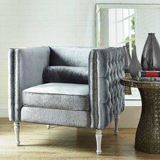 Bryn Velvet Arm Chair