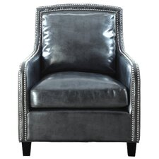 Greenwich Leather Arm Chair