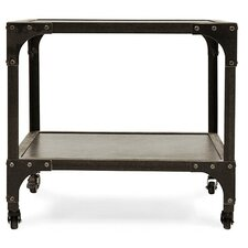 Workman End Table