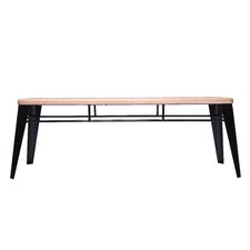 Newman Steel and Wood Kitchen Bench