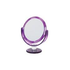 Round Tortoise Vanity Mirror
