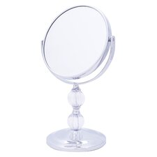 Decorative Vanity 5X Mirror