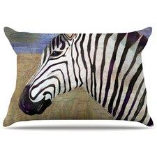 Zebransky Pillowcase