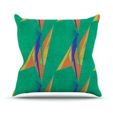 Deco Art by Alison Coxon Throw Pillow