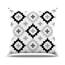 Moroccan by Pellerina Design Geometric Throw Pillow