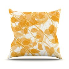 Summer by Anchobee Throw Pillow