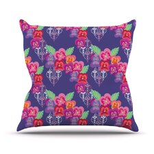 Beautifully Boho by Anneline Sophia Throw Pillow