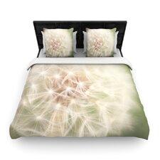 """""""Dandelion"""" Woven Comforter Duvet Cover"""