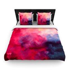 """""""Reassurance"""" Woven Comforter Duvet Cover"""