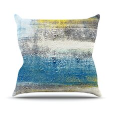 Make A Statement Outdoor Throw Pillow