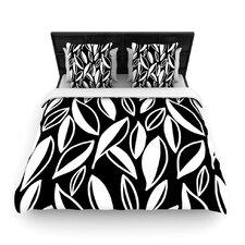 """""""Leaving """" Woven Comforter Duvet Cover"""