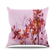 Autumn Symphony by Iris Lehnhardt Throw Pillow