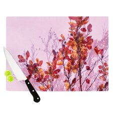 Autumn Symphony by Iris Lehnhardt Cutting Board