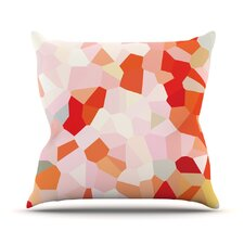 Oooh La La by Iris Lehnhardt Pixel Throw Pillow