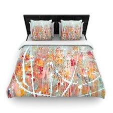 Joy by Iris Lehnhardt Featherweight Light Duvet Cover